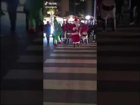 عدنة سمجة مشوية بابا نويل جديد جمعة العتاك