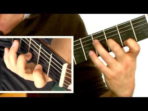 Beginning Guitar 101 - Bm/A Guitar Chord