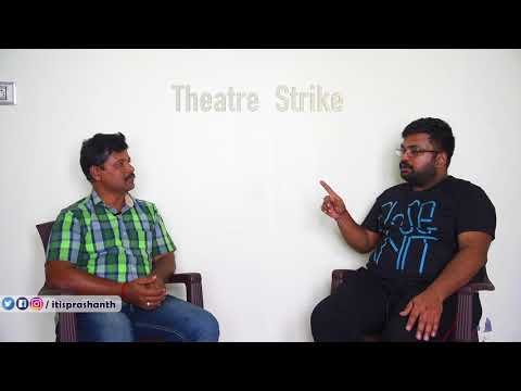 Heated Convo with a theater owner about producers strike!!