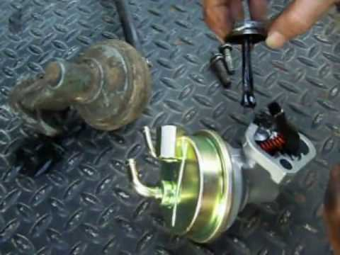 revised - how to install a mechanical fuel pump on chevy sb - short version  - youtube