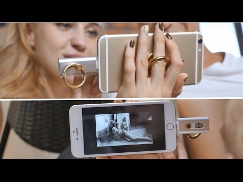 U-Ring: World's First Magnetic iPhone Flash Drive