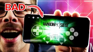 Rainbow Six Siege is OFFICIALLY on Android for $1