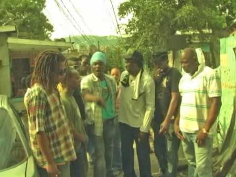 Anthony B And Perfect - Nuh Fraid Of Nobody (Ghetto Colors)