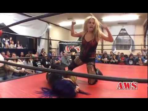 MATCH PREVIEW: Buggy Nova vs. Raquel (AWS 15th Anniversary Show)