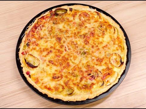 tarte-aux-poireaux-et-aux-lardons-|-marmiton