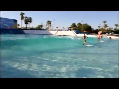 Tempe Arizona's Big Surf 1st Surfing, Wakeboarding, & Skateboarding Competition