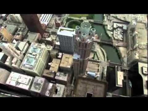 'Transformers' tries dangerous flying stunt RAW VIDEO