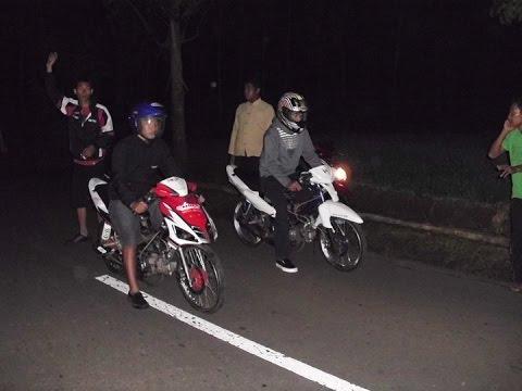 Drag Bike Liar Vega Vs Jupiter Youtube