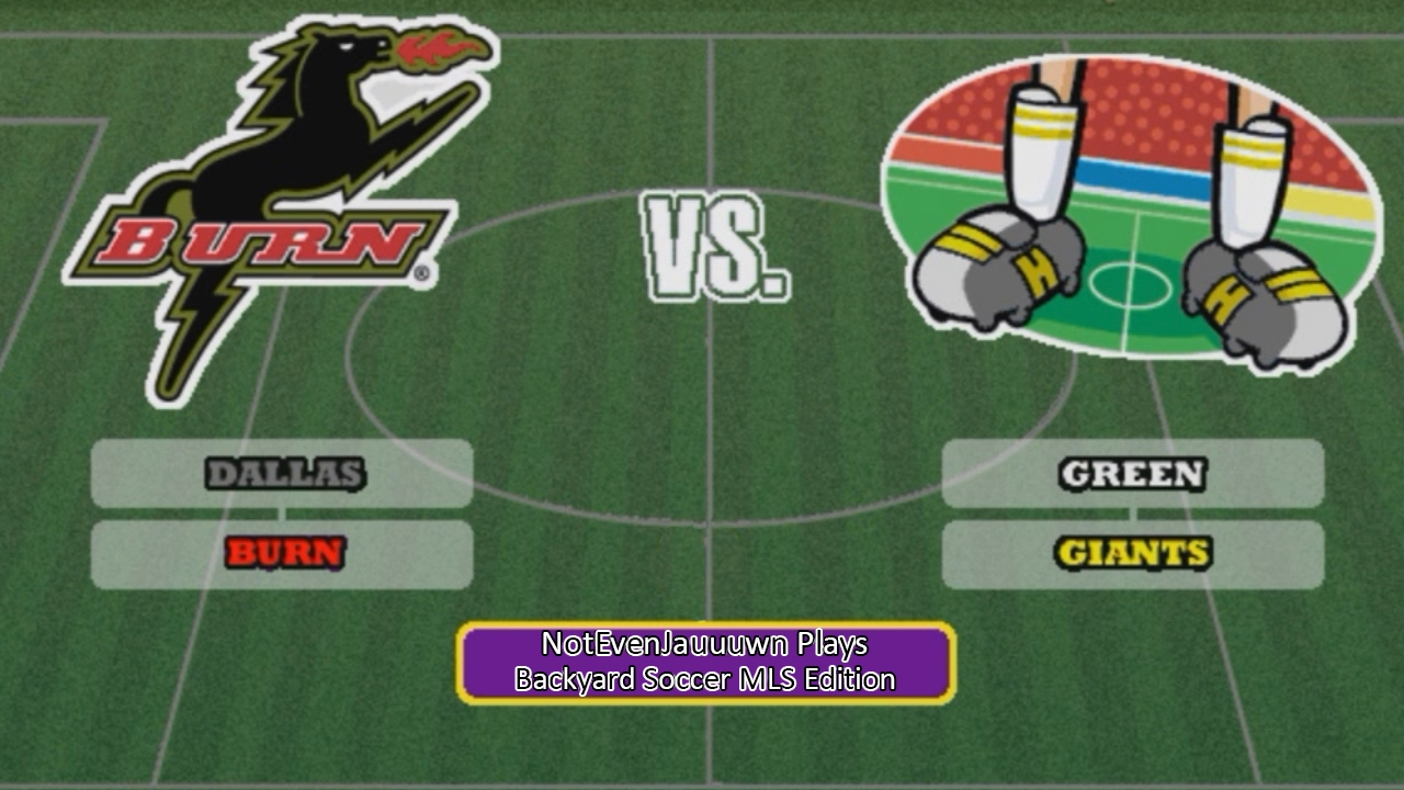 game 14 final game of backyard soccer mls edition dallas burn