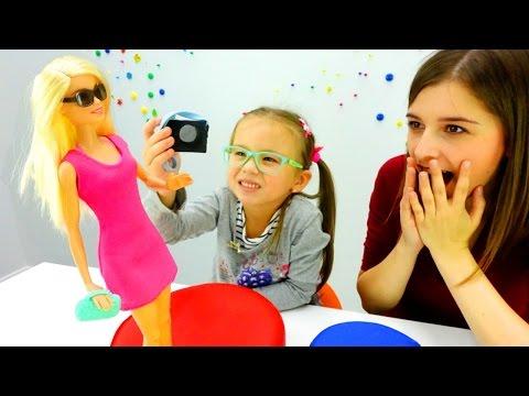 Детское видео куклы Барби и игры одевалки для девочек. Ютьюб видео для детей Мода 2016