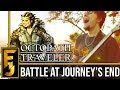 "Octopath Traveler - ""Battle at Journey's End"" Metal Guitar Cover 