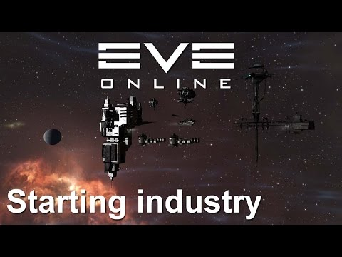 EVE Online - starting industry with munitions