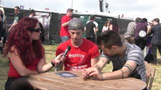 Twenty One Pilots interview @ Download Festival 2014