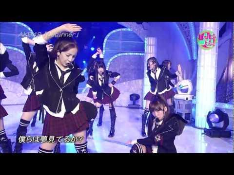Beginner   AKB48flv