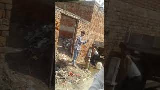 Desi indian village fighting full gali  very funny comedy