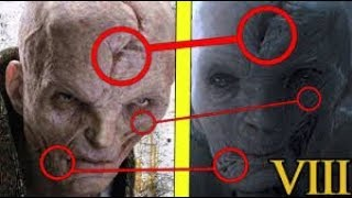 SNOKES IDENTITY EXPLAINED!! (Star Wars Conspiracy Theory)