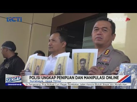 Polisi Bongkar Komplotan Penipuan Dan Manipulasi Modus Cashback