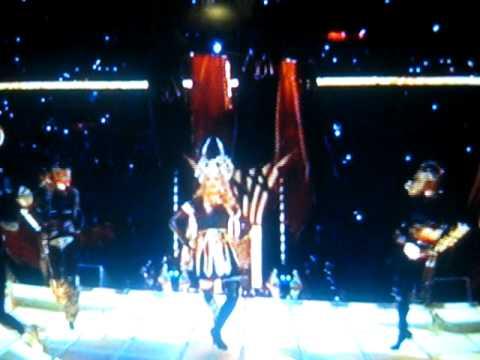 Super Bowl Halftime Show 2012......Madonna