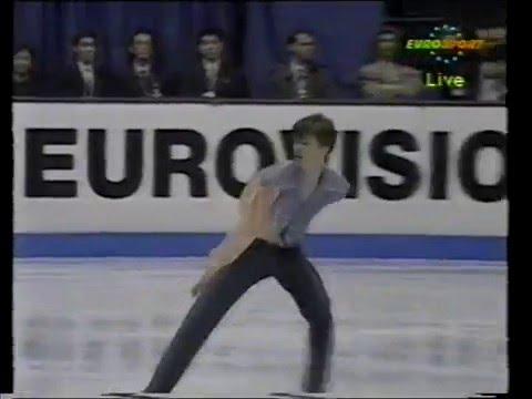 Igor Pashkevich RUS - 1994 World Championships LP