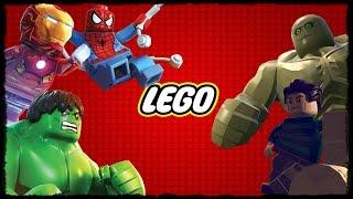 Lego MARVEL Super Heroes #1 | Hulk putzt den Dreck weg ^^ [German][HD]