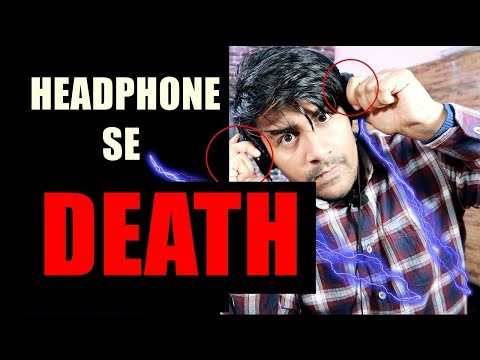 Headphone Se Ho Gayi Maut | Using Gadgets While Charging ? Safe or Not ?