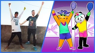 Just Dance 2019 - Water Me by Lizzo (Tennis Version) | Gamplay