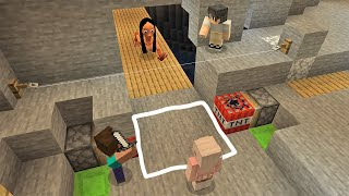 Traps For Momo In Minecraft Online By Scooby Craft Part 3