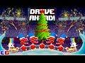 Drive Ahead БИТВА перед НОВЫМ ГОДОМ! Последние задания 2017 года в Мультяшной игре Драйв Ахед