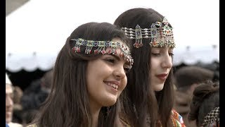 Berbers in Algeria Celebrate New Year