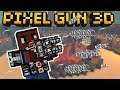 NANOBOTS RIFLE IS 100% OP!! | Pixel Gun 3D
