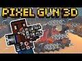 NANOBOTS RIFLE IS 100% OP!! | Pixel Gun 3D