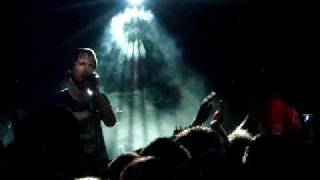 Ash - Twilight of the Innocents (clip) @ Thekla 24.07.09