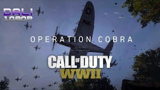 Call of Duty: WWII PC Gameplay High Settings 1440p 60fps GTX980 Frame Rate