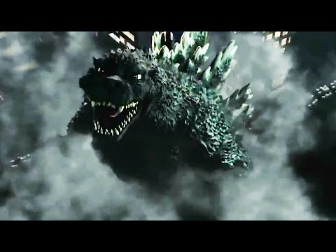 GODZILLA 2015 Movie Game Trailer 【FULL HD】