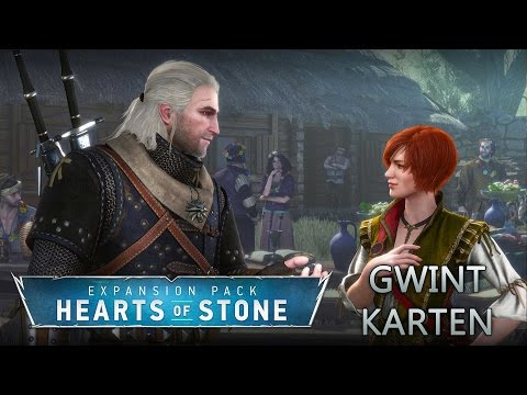 Witcher 3 Guide: Alle Hearts of Stone Gwint Karten