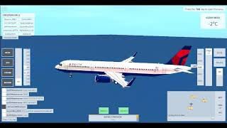 ATTMEPTING AN EMERGENCY LANDING IN VFS roblox VFS #2