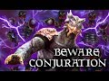 The DANGERS of Conjuration - Elder Scrolls Lore