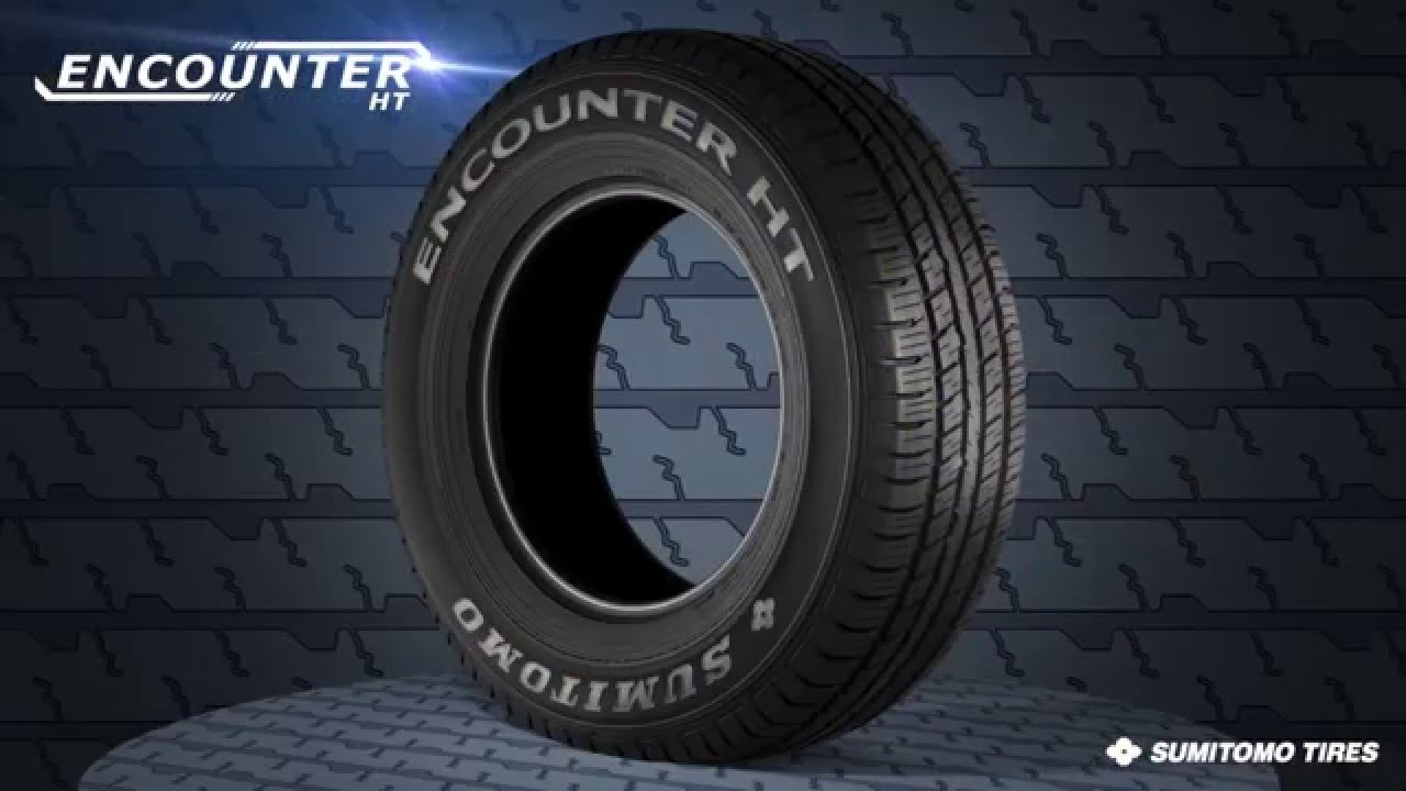 Sumitomo Tires Review >> Encounter Your Road Like Never Before – Sumitomo's ...