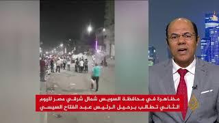 🇪🇬عبدالفتاح فايد: الميادين تجاوزت دعوة الفنان محمد علي للتظاهر يوم الجمعة وأصبحت المظاهرات كل يوم