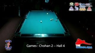 Mr Cues Carolina Billiard Ga State One Pocket Tony Chohan vs Justin Hall