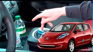 Обзор электромобиля Ниссан Лиф Nissan Leaf