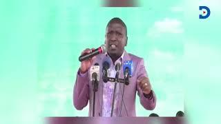 Kericho Senator Cheruiyot  claims Raila is the reason China refused to finance SGR