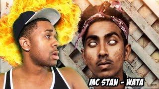 MC ST∆N - WATA | OFFICIAL MUSIC VIDEO | 2K18 reaction