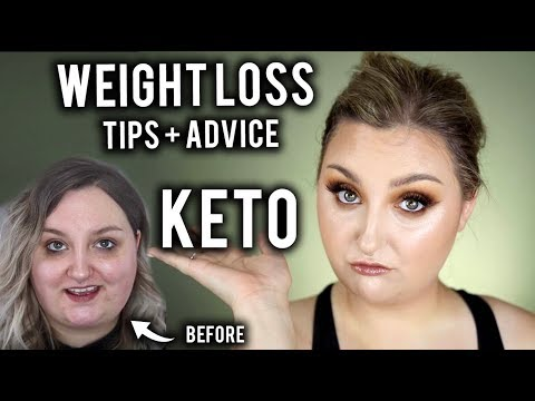 KETO WEIGHT LOSS TIPS  *40 LBS LOST*  | CHATTY GRWM