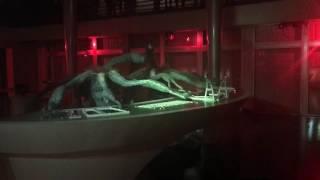 Men In Black Alien Attack immigration tour at Universal Studios Florida