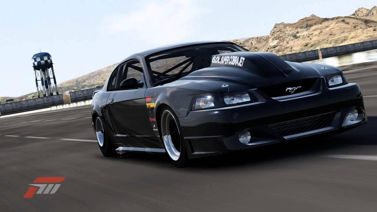 Mustang Gt Car Hd Wallpaper Mustang Cobra From Hell 1300hp Wheelie Part 2 Youtube