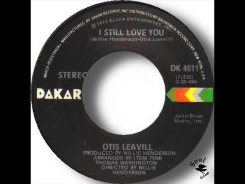 I Love You (Otis Leavill song)