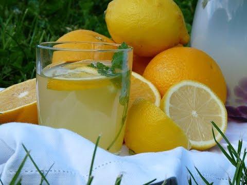лимонад из апельсин в домашних условиях рецепт