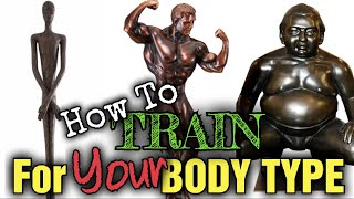 How To Train and Eat Based on your Somatotype (Body Type)!!!