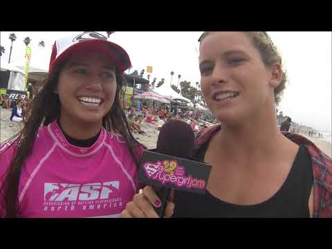 2011 Supergirl Surf Pro TV Show | Champion - Lakey Peterson